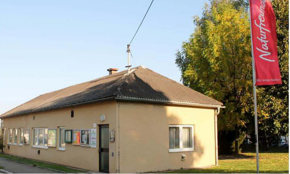 Neue Heimat Naturfreundehaus Neu
